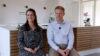 Glade husejere med Nilan ventilationsløsning installeret i deres nye bolig